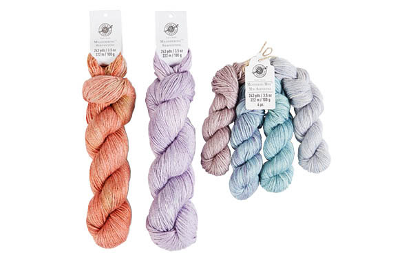 Meandering™ & Meandering Mini Yarn