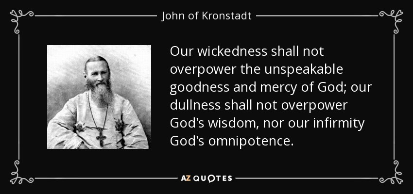 Image result for pics, St. John of Kronstadt