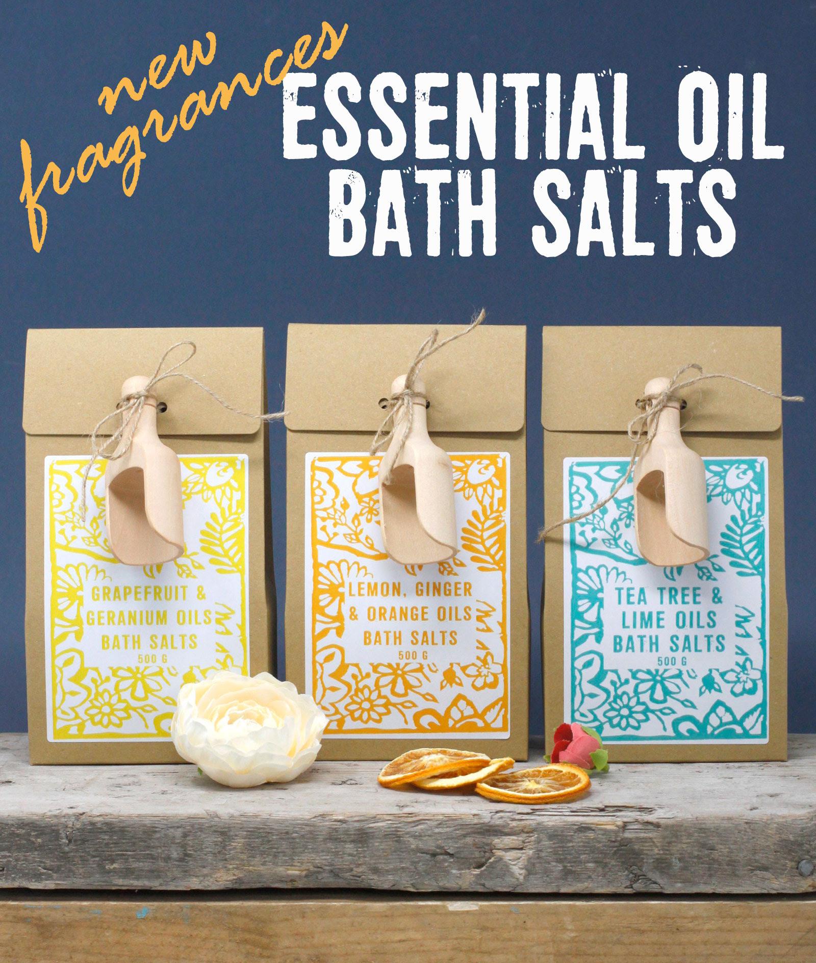 Agnes and Cat - Bath Salts 500g