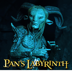 PAN'S LABYRINTH GUILLERMO DEL TORO SIGNATURE COLLECTION FAUN