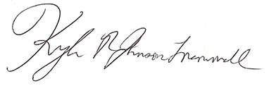 Kyla Signature