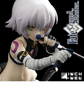 FATE/GRAND ORDER 4INCH-NEL ASSASSIN
