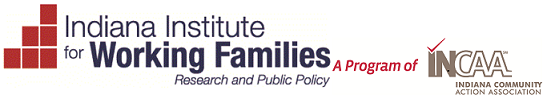 Indiana Institute for Working Families Banner