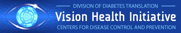 Vision Health Initiative Gov D Banner