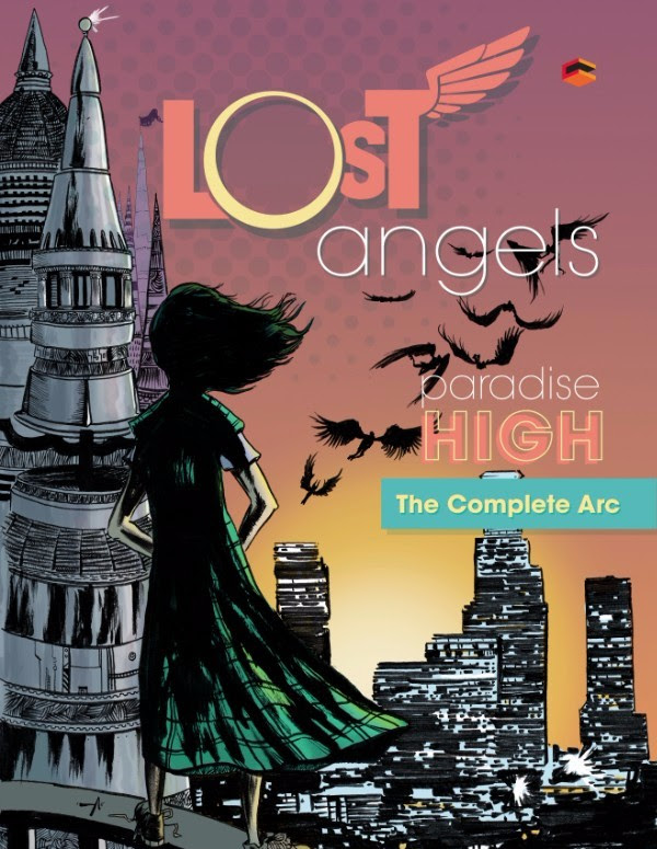 Lost Angels Bundle Cover