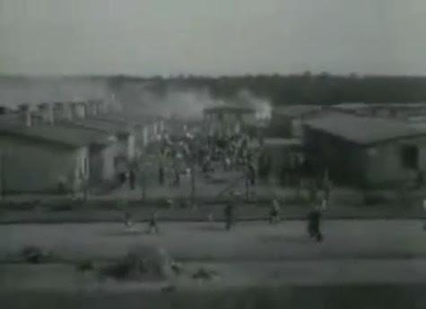 Bergen-Belsen camp (11min.1sek.)