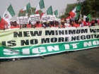 Профсоюзы Нигерии приветствуют прогресс в вопросе минимальной зарплаты
