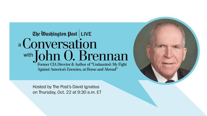 A Conversation with John O. Brennan