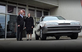 Lifetime Service Customer at Peter Page Holden