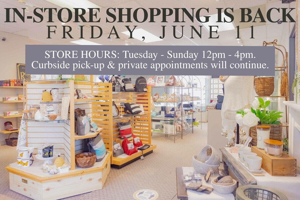 Shop Instore