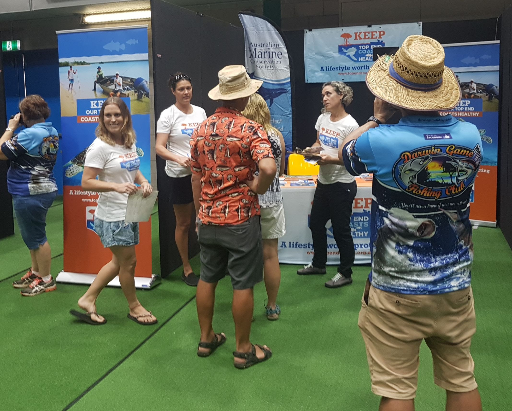 Darwin Boat Travel and Leisure Show