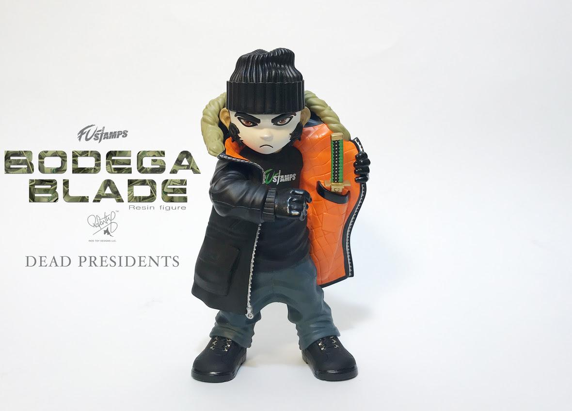 Bodega Blade Dead Presidents DP1