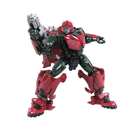 Image of Transformers Studio Series Premier Deluxe Wave 10 - Bumblebee Movie Cliffjumper