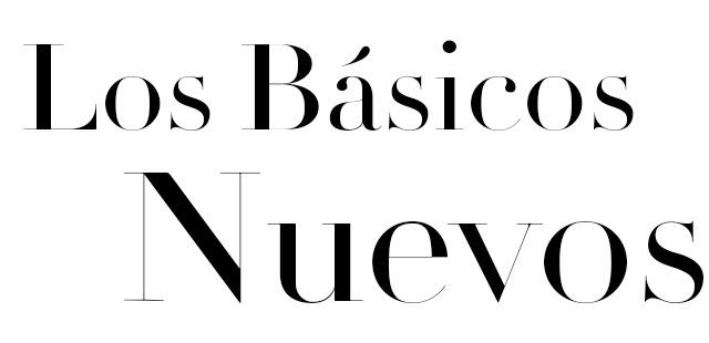 los básicos nuevos