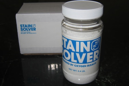 Small Bottle Stain Solver