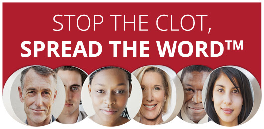 Stop the Clot, Spread the Word™