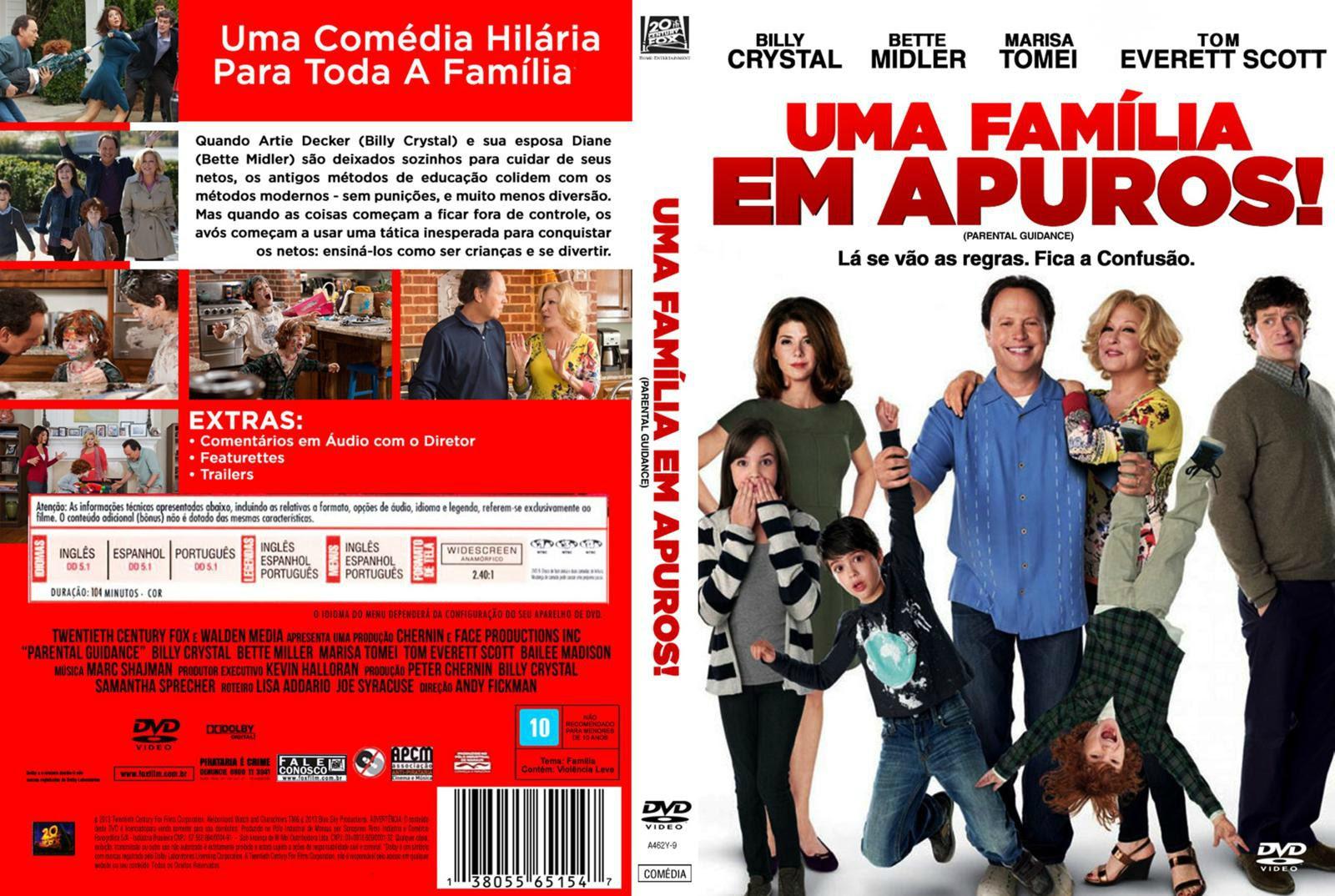 5n25ohk Uma Família Em Apuros Torrent   BluRay Rip 720p | 1080p Dual Áudio (2013)