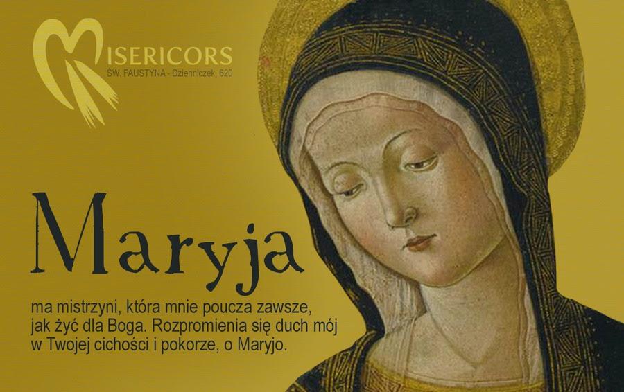 12 września – Wspomnienie Najświętszego Imienia Maryi – MISERICORS –  Codzienna aplikacja Miłosierdzia