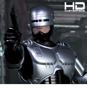 HD MASTERPIECE ROBOCOP 1/4 SCALE FIGURES