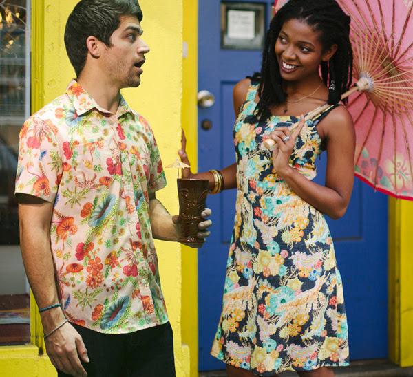 New Haeckeloha Dress & Shirts