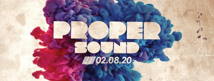 proper sound produce row