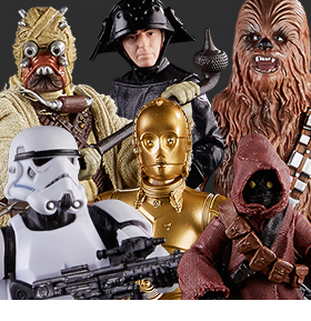 STAR WARS: THE BLACK SERIES 40TH ANNIVERSARY WAVE 2