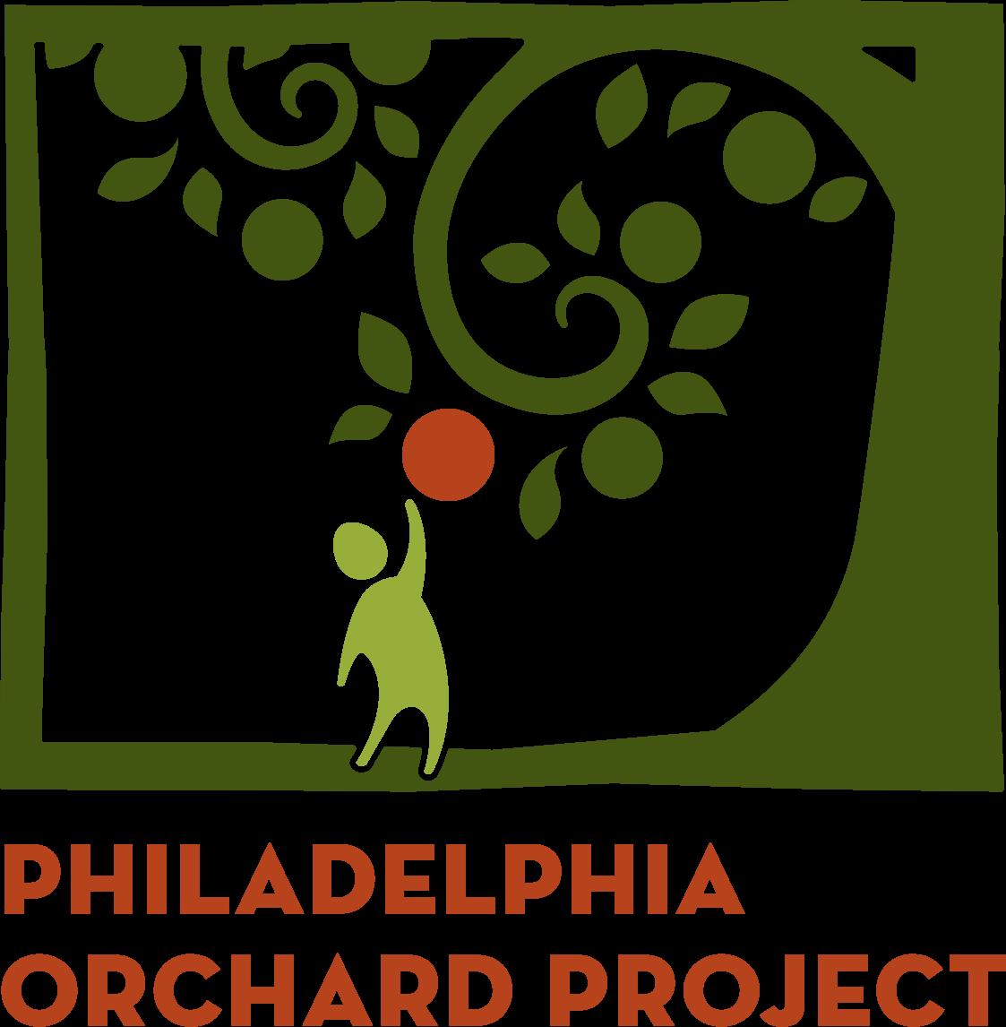 Philadelphia Orchard Project logo