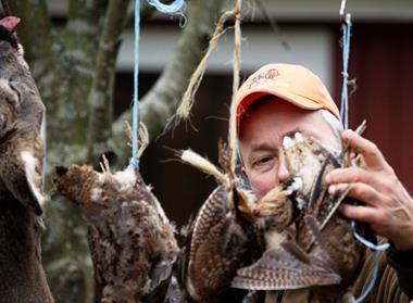Bliv jagttegnskursuslærer