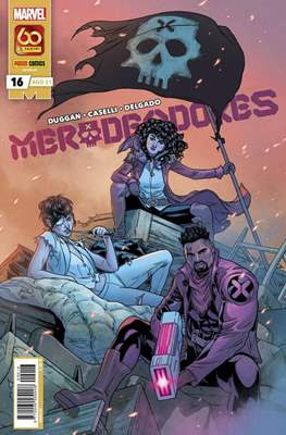 Merodeadores (2020-) (Grapa 32 a 48 pp) #16
