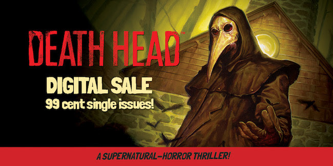 Death Head Digital Sale