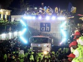 Haïti - Social : Première journée du Carnaval, déluge de couleurs et de décibels...