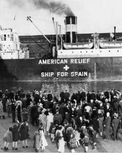 Barco estadounidense