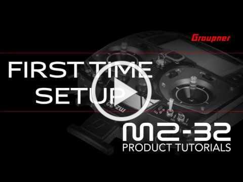 Tutorial mz 32 First Time Setup