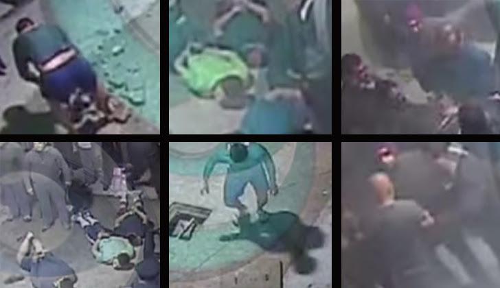 Capturas del video propiedad de Subrayado.