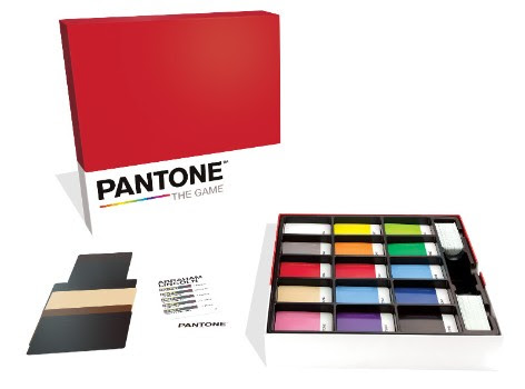 Cryptozoic Entertainment at New York Comic Con 2018 Pantone: The Game