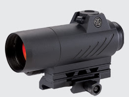 SIG Romeo 7 Red Dot — Sighting in the Red Dot