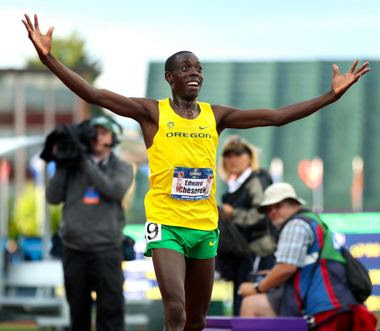 Oregon's Edward Cheserek is 'king' again, winning NCAA record-tying 15th title