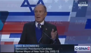 "Bloomberg: ""I was never prouder than when I argued that Muslims had right to build a mosque near World Trade Center"""