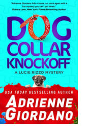 Dog Collar Knockoff by Adrienne Giordano