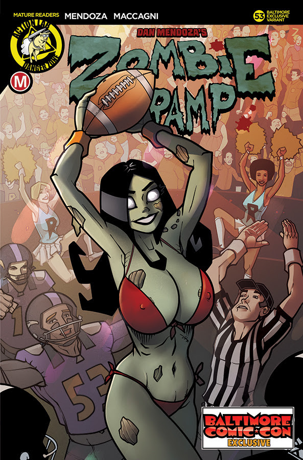Zombie Tramp BCC Exclusive