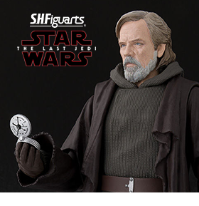 NEW BANDAI JAPAN - S.H.FIGUARTS LUKE SKYWALKER