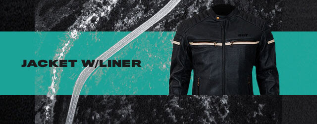 Jacket w/Liner