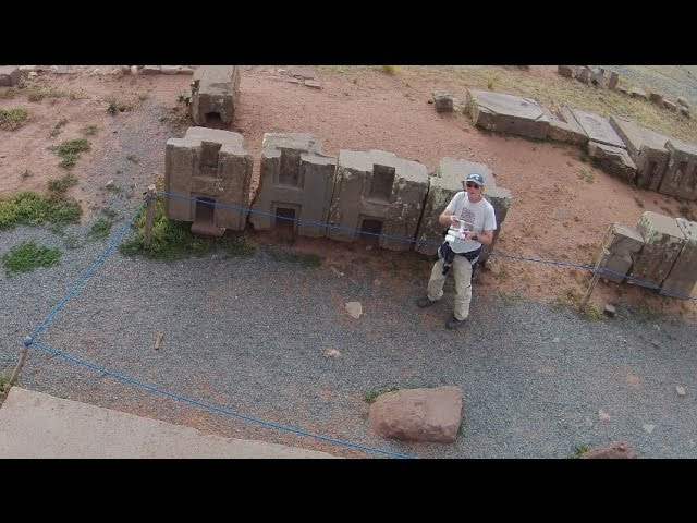 Quadcopter View Of Ancient Cataclysmic Damage In Peru and Tiwanaku And Puma Punku In Bolivia  Sddefault