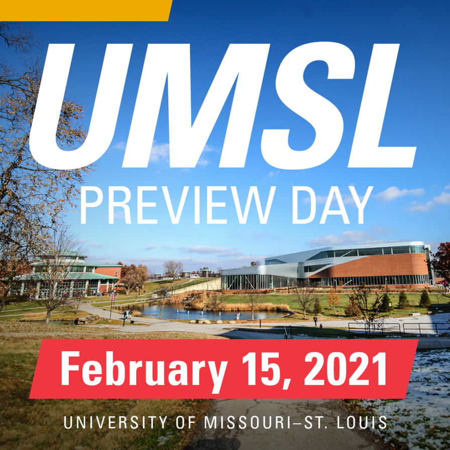 UMSL Preview Day