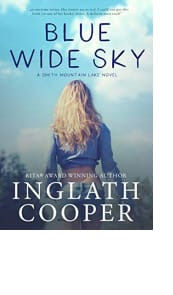 Blue Wide Sky by Inglath Cooper