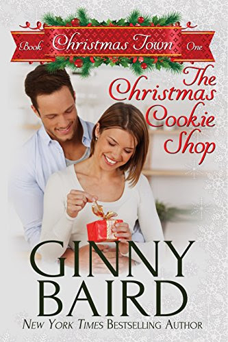 Cover for 'The Christmas Cookie Shop'