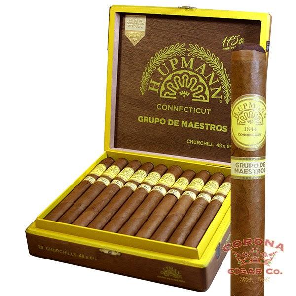 Image of H. Upmann Connecticut Churchill Cigars