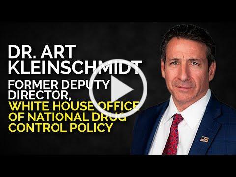 Art Kleinschmidt Former Addict PhD Former US Deputy Drug Czar