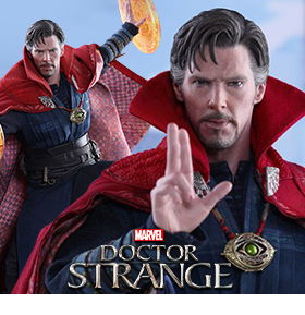 1/6 SCALE DOCTOR STRANGE FIGURE
