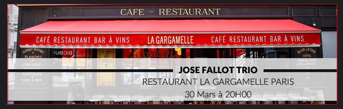 Jose Fallot Trio